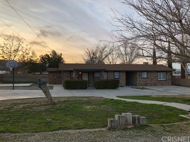 41723 50th Street W, Quartz Hill, CA 93536 (#SR19020858) :: The Marelly Group   Compass