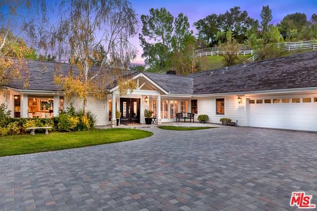 24976 Kit Carson Road, Hidden Hills, CA 91302 (#19428594) :: Go Gabby