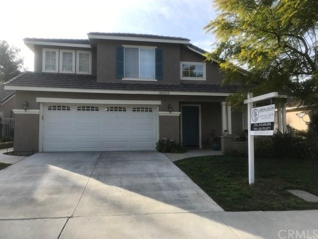 30213 Sunrose Place, Canyon Country, CA 91387 (#CV19012106) :: Fred Sed Group