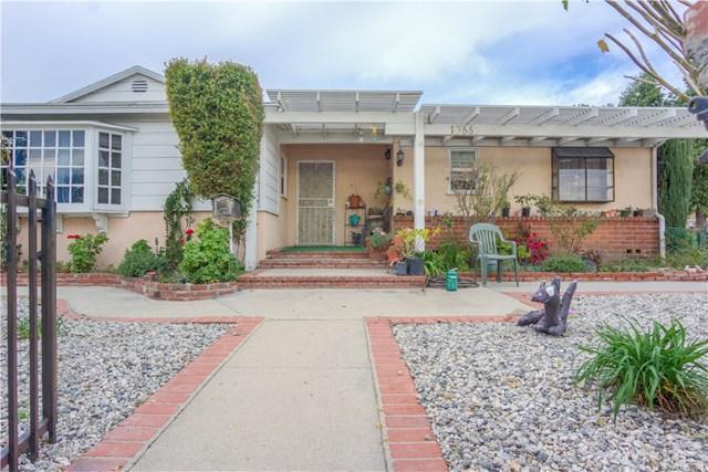 13663 Sunburst Street, Arleta, CA 91331 (#SR19021516) :: Team Tami
