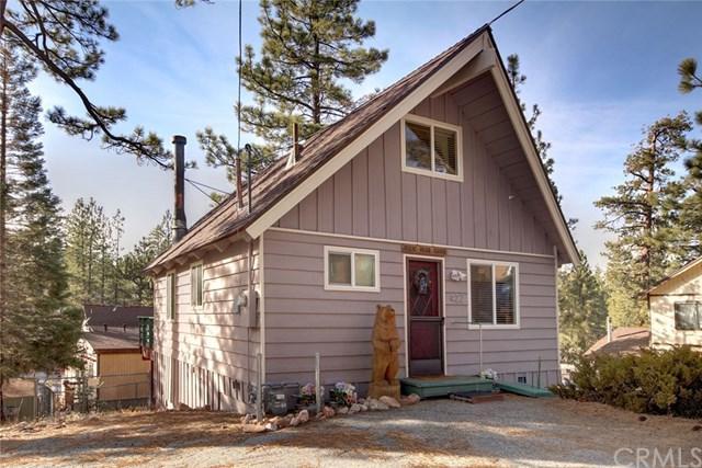 422 Dixie Lane, Big Bear, CA 92315 (#EV19022517) :: Team Tami
