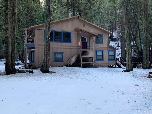 47953 Lewis Creek Road, Oakhurst, CA 93644 (#FR19021890) :: The Laffins Real Estate Team