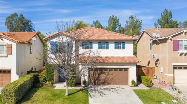 30082 Laurel Creek Drive, Temecula, CA 92591 (#SW19022844) :: The Laffins Real Estate Team