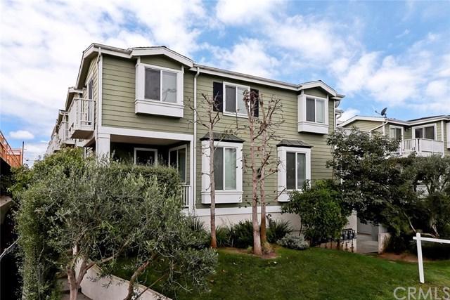1208 Tennyson Street #3, Manhattan Beach, CA 90266 (#SB19020678) :: Team Tami