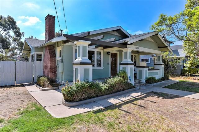 1251 Lincoln Ave, San Diego, CA 92103 (#190006080) :: OnQu Realty