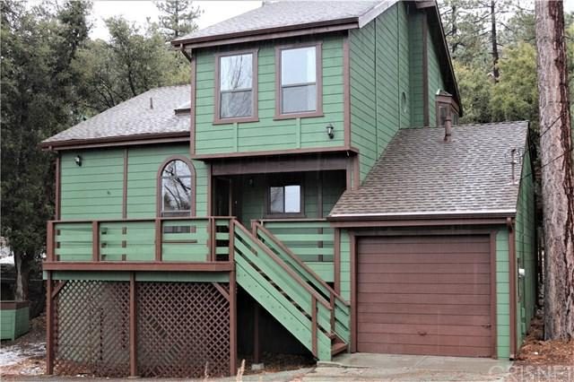 1833 Pilgrim Lane, Pine Mountain Club, CA 93222 (#SR19021844) :: The Laffins Real Estate Team