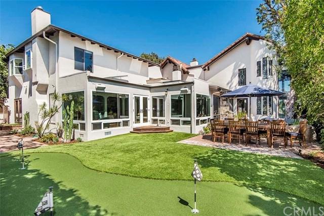 3211 N Poinsettia Avenue, Manhattan Beach, CA 90266 (#SB19024371) :: The Laffins Real Estate Team