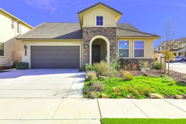1667 Santana Ranch Drive, Hollister, CA 95023 (#ML81737259) :: Fred Sed Group
