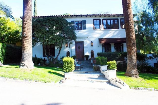 5320 Ellenwood Drive, Los Angeles (City), CA 90041 (#CV19025368) :: Team Tami