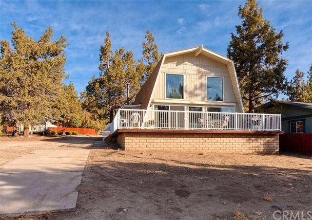 1106 Rocky Mountain Road, Big Bear, CA 92314 (#EV19025385) :: RE/MAX Innovations -The Wilson Group