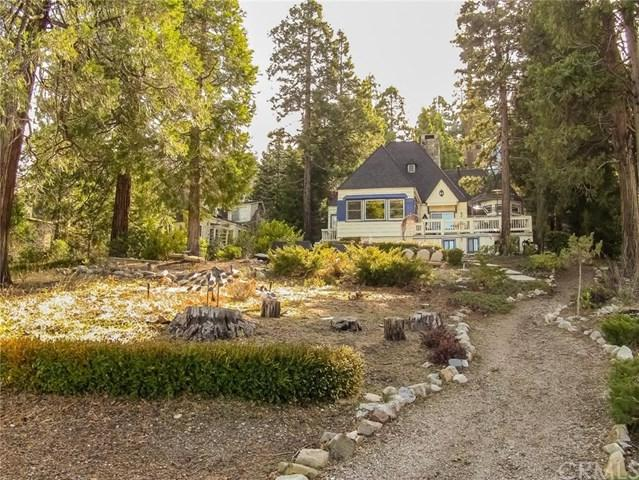 280 State Hwy 173, Lake Arrowhead, CA 92352 (#EV19025485) :: Angelique Koster