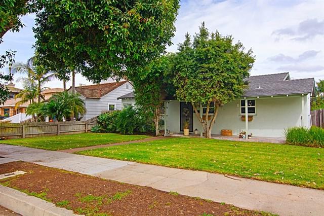 4352 Narragansett Ave, San Diego, CA 92107 (#190006675) :: The Laffins Real Estate Team