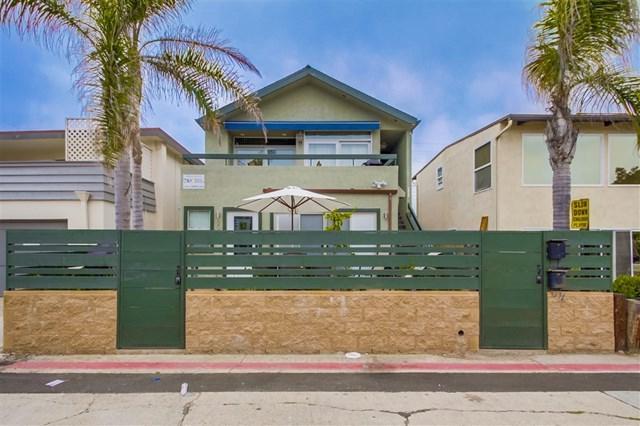 806 San Luis Rey Place, San Diego, CA 92109 (#190006734) :: McLain Properties