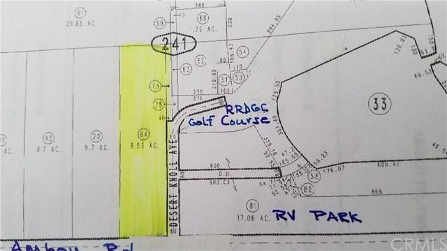 74000 Amboy Road, 29 Palms, CA 92277 (#JT19026448) :: J1 Realty Group