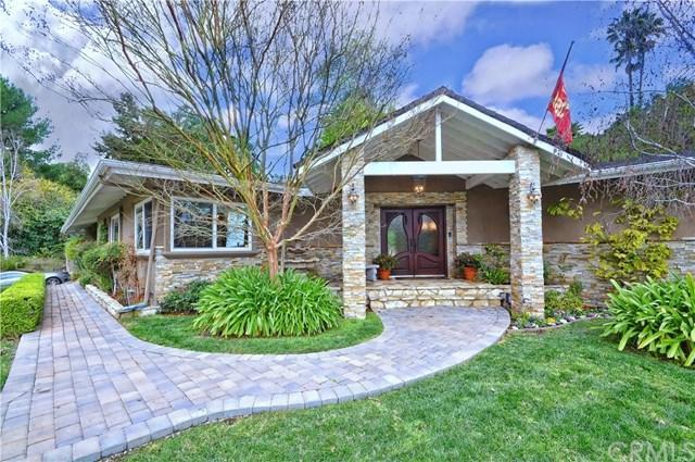 28742 Crestridge Road, Rancho Palos Verdes, CA 90275 (#PV19024409) :: The Marelly Group | Compass