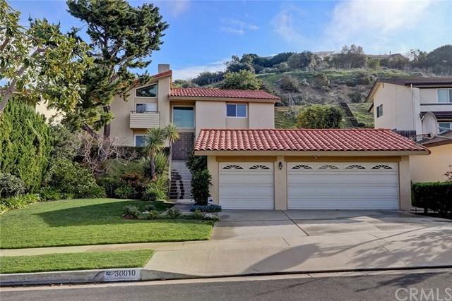 30010 Via Borica, Rancho Palos Verdes, CA 90275 (#SB19026332) :: Go Gabby