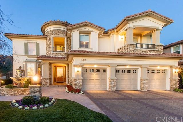 20441 Via Botticelli, Porter Ranch, CA 91326 (#SR19026601) :: Team Tami