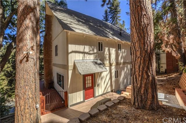 260 S Fairway Drive, Lake Arrowhead, CA 92352 (#EV19026843) :: The Laffins Real Estate Team