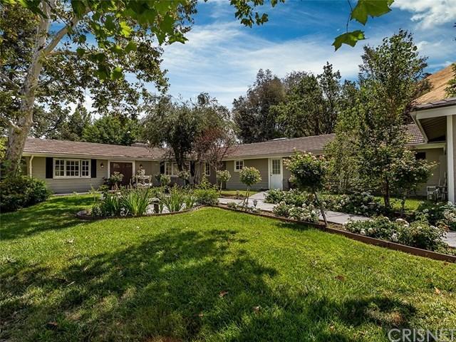 5636 Round Meadow Road, Hidden Hills, CA 91302 (#SR19026859) :: Go Gabby