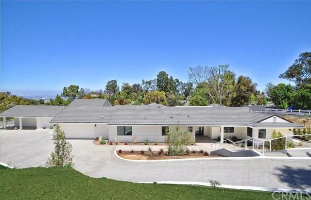 1 Chuckwagon Road, Rolling Hills, CA 90274 (#SB19026920) :: Millman Team