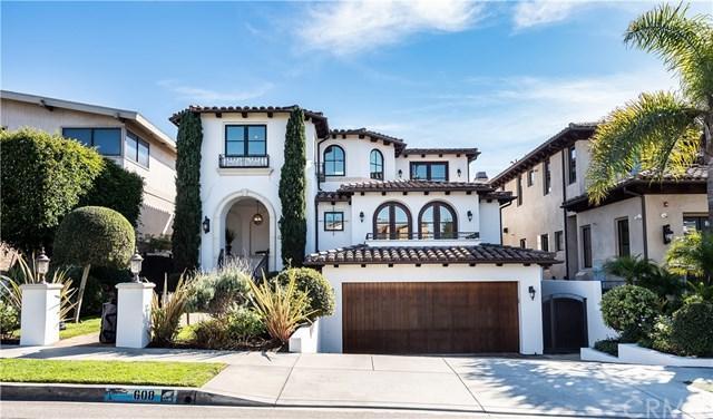608 15th Street, Manhattan Beach, CA 90266 (#SB19026450) :: The Laffins Real Estate Team
