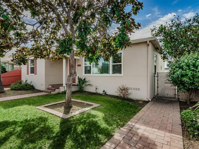 4945 Muir Ave, Ocean Beach (San Diego), CA 92107 (#190006953) :: The Laffins Real Estate Team