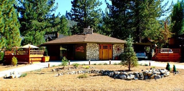 16720 W Mil Potrero, Pine Mountain Club, CA 93222 (#SR19027275) :: The Laffins Real Estate Team