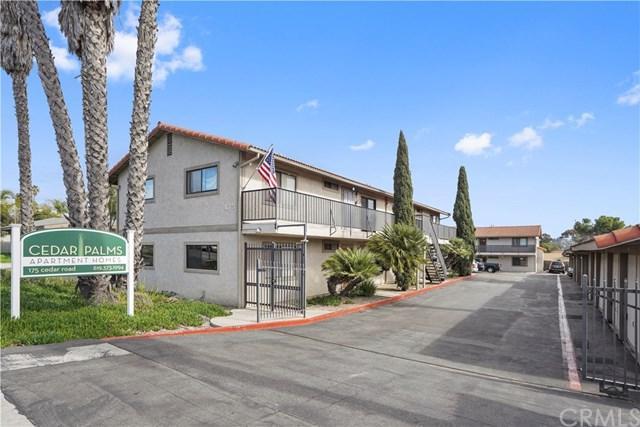 175 Cedar Road, Vista, CA 92083 (#OC19027678) :: Team Tami