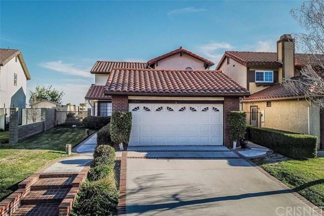 12062 Shadow Ridge Way, Porter Ranch, CA 91326 (#SR19027708) :: Team Tami