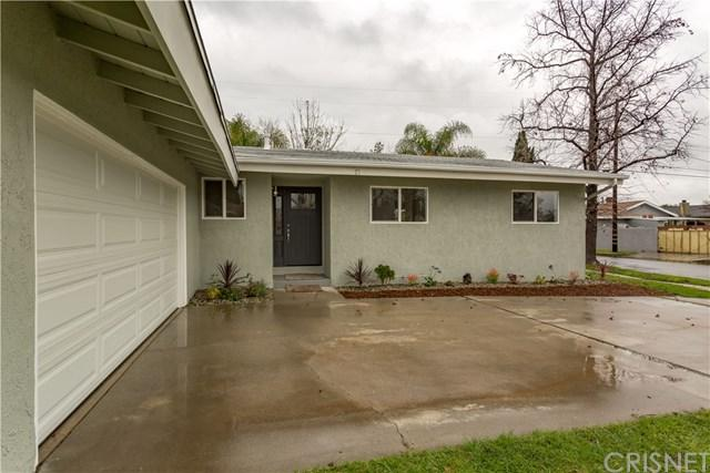 10102 Debra Avenue, Granada Hills, CA 91343 (#SR19026899) :: The Laffins Real Estate Team