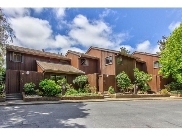 7026 Valley Greens Circle #10, Carmel Valley, CA 93923 (#ML81737993) :: McLain Properties