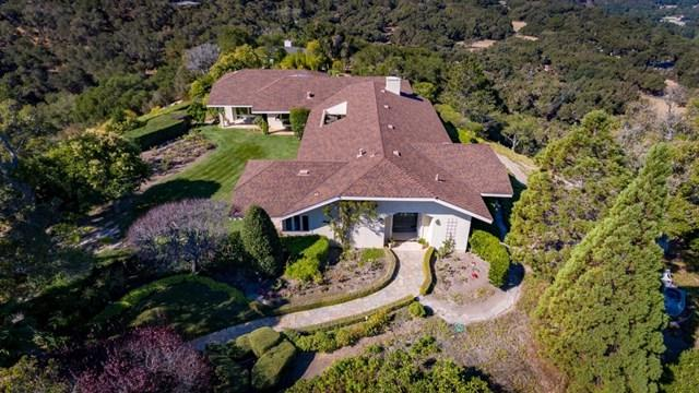 200 Calle De Los Agrinemsors, Carmel Valley, CA 93924 (#ML81737992) :: McLain Properties