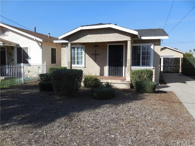3329 W 111th Street, Inglewood, CA 90303 (#SB19028648) :: RE/MAX Innovations -The Wilson Group