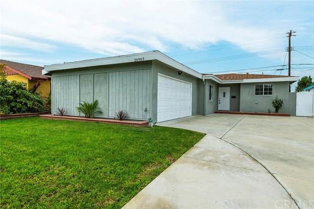 20907 Doble Avenue, Torrance, CA 90502 (#SB19028666) :: The Laffins Real Estate Team