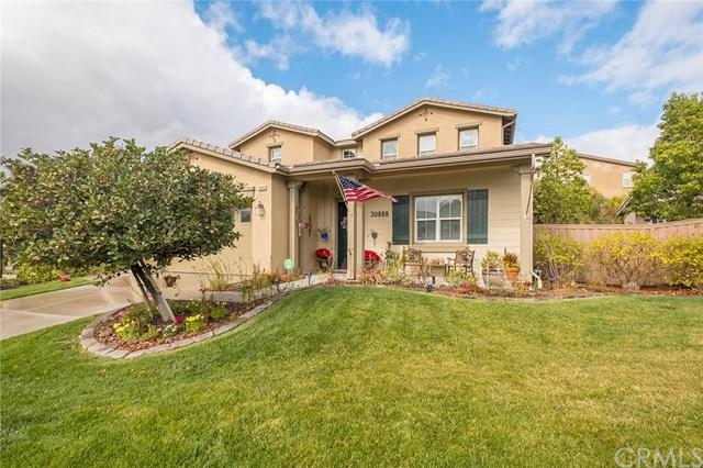 30888 Sonia Lane, Temecula, CA 92591 (#SW19027468) :: The Laffins Real Estate Team