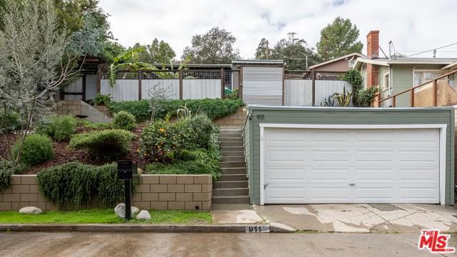 911 Crestwood Terrace, Los Angeles (City), CA 90042 (#19432022) :: The Laffins Real Estate Team