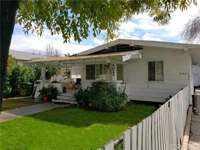 4022 Goodwin Avenue, Atwater Village, CA 90039 (#SR19027629) :: RE/MAX Innovations -The Wilson Group