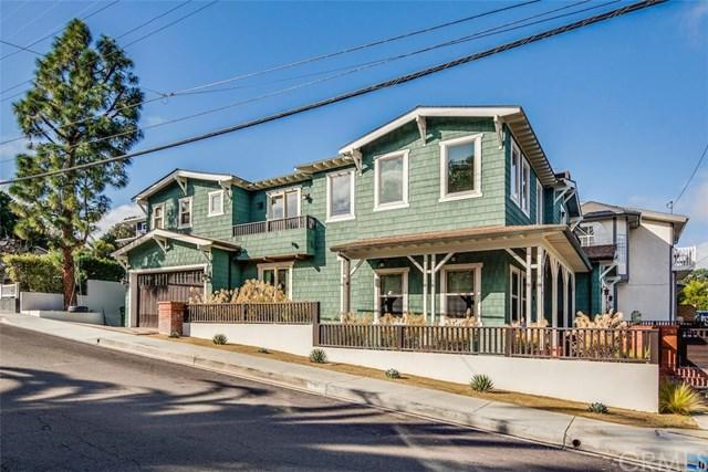 1161 2nd Street, Manhattan Beach, CA 90266 (#PV19028354) :: Team Tami