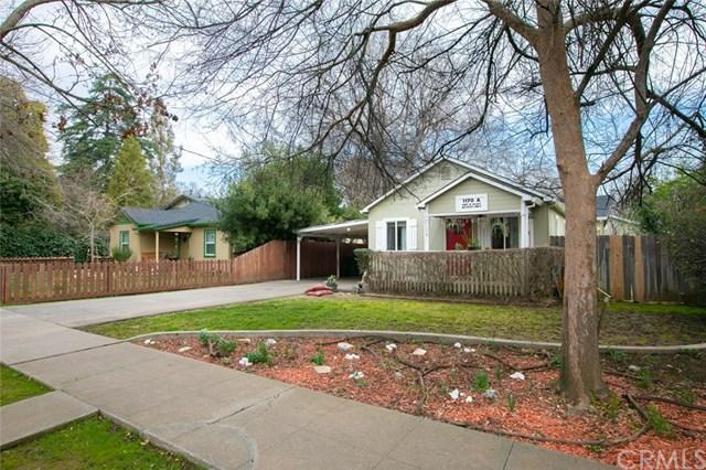 1170 Hobart Street, Chico, CA 95926 (#OR19029146) :: The Laffins Real Estate Team