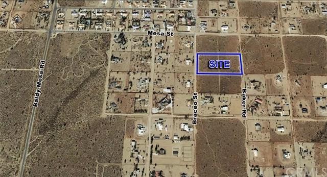 0 Barker St, Oak Hills, CA  (#OC19029439) :: The Laffins Real Estate Team