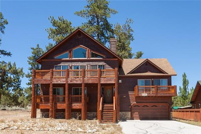 209 Rodeo Road, Big Bear, CA 92314 (#PW19029261) :: The Laffins Real Estate Team