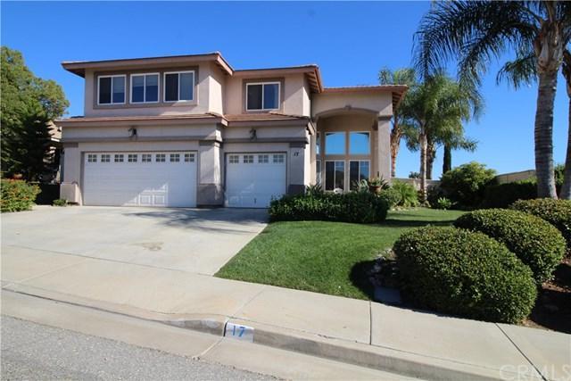 17 Corte Rivera, Lake Elsinore, CA 92532 (#IV19029598) :: The Laffins Real Estate Team