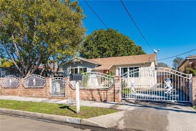 10706 Haddon Avenue, Pacoima, CA 91331 (#SR19029281) :: The Marelly Group | Compass