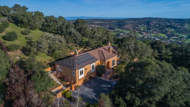 10631 Hidden Mesa Place, Monterey, CA 93940 (#ML81738293) :: Pismo Beach Homes Team