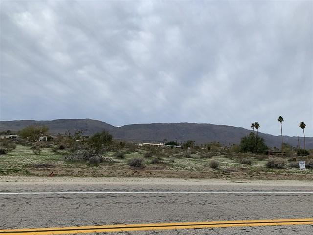 Yaqui Pass Rd, Borrego Springs, CA 92004 (#190007900) :: The Laffins Real Estate Team