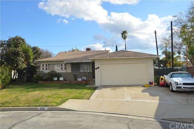 212 W Kirkwall Road, Glendora, CA 91740 (#CV19031217) :: The Laffins Real Estate Team