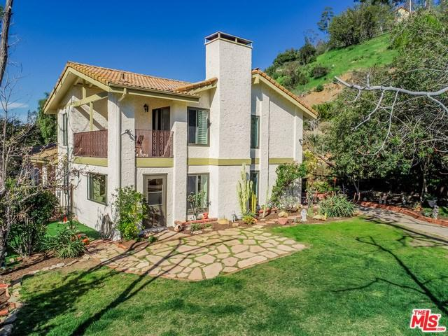 2600 Ladybird Drive, Calabasas, CA 91302 (#19432460) :: The Marelly Group | Compass