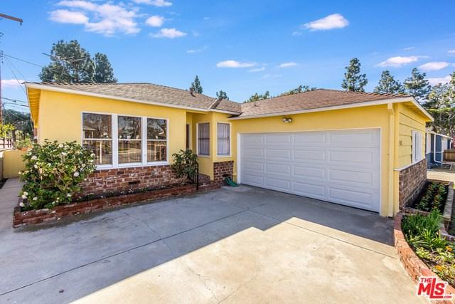 5431 Berryman Avenue, Culver City, CA 90230 (#19431516) :: The Laffins Real Estate Team