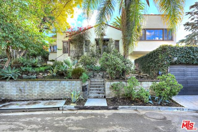 1153 Olancha Drive, Los Angeles (City), CA 90065 (#19431870) :: The Laffins Real Estate Team