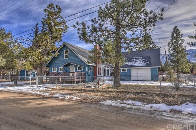 2126 5th Lane, Big Bear, CA 92314 (#SR19031614) :: The Laffins Real Estate Team
